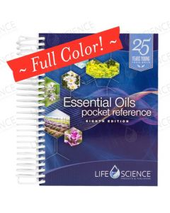 Full-Color 8th Edition Essential Oils Pocket Reference