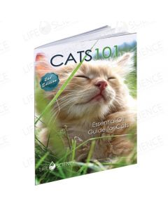Cats 101 Mini Booklet - 2nd Edition