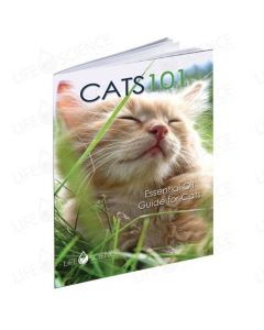 Cats 101 Mini Booklet