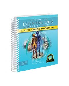 Special 3rd Edition Essential Oils Pocket Reference: Limited Condensed Version