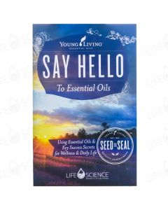 Say Hello to Essential Oils