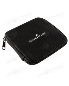 Aroma Tote 10 x 10ml Roller Ball Case Soft (Black)